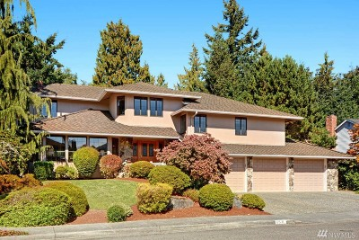 Edmonds Single Family Home For Sale: 6531 136th Place SW