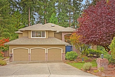 Mukilteo Single Family Home For Sale: 9502 53rd Ave W