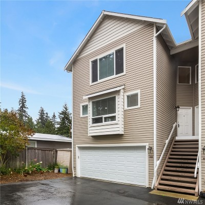 Bothell Condo/Townhouse For Sale: 16230 3rd Ave SE #C1