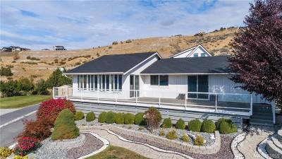 Chelan County Single Family Home For Sale: 107 Eldorado Place