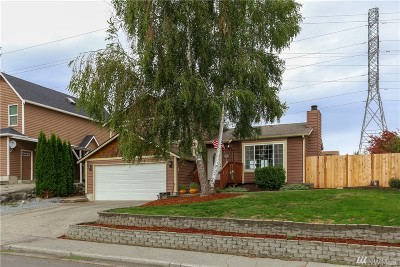 Snohomish Single Family Home For Sale: 610 20th St