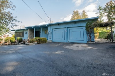 University Place Single Family Home For Sale: 2735 Vista Place W