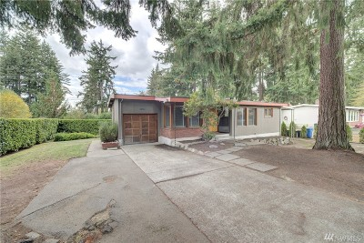 Edmonds Single Family Home For Sale: 24304 100th Ave W