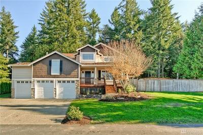 Gig Harbor Single Family Home For Sale: 3727 30th Av Ct NW