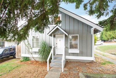 Tacoma Single Family Home For Sale: 4755 N Pearl St