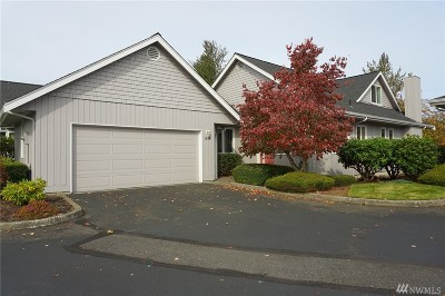 Bellingham Condo/Townhouse For Sale: 1206 Northwind Cir