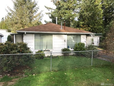 Blaine Single Family Home For Sale: 8161 Harborview Rd