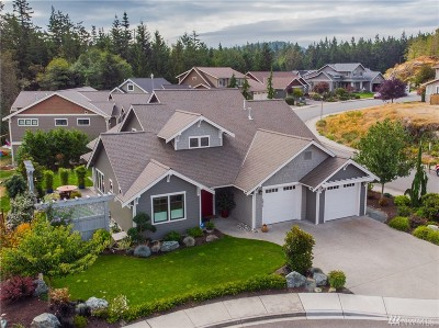 Anacortes Single Family Home Sold: 3813 Rock Ridge Pkwy