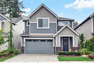 Bothell Single Family Home For Sale: 19502 Meridian Dr SE