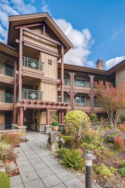 Issaquah Condo/Townhouse For Sale: 1000 Cabin Creek Lane SW #B101