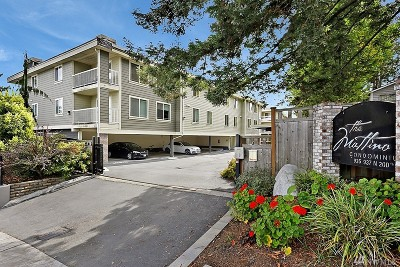Shoreline Condo/Townhouse For Sale: 935 N 200th St #A205