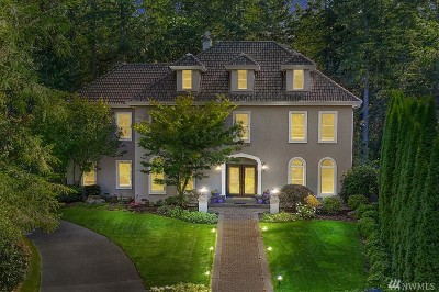 Gig Harbor Single Family Home For Sale: 12801 50th Av Ct NW