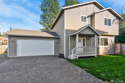 Port Orchard Single Family Home For Sale: 2164 Polar Star Wy