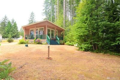 Pierce County Single Family Home For Sale: 3215 178th Av Ct NW