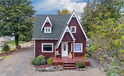 Lake Stevens Single Family Home Contingent: 1802 99th Ave SE