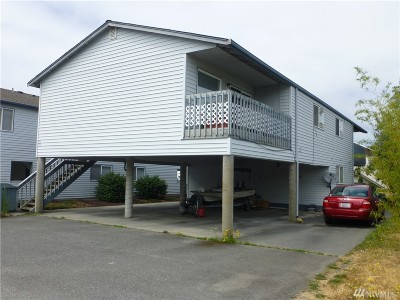 Anacortes Multi Family Home Sold: 901 27th St