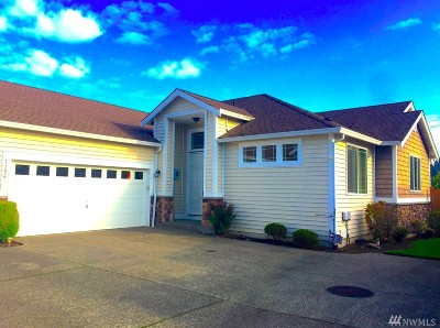 Orting Single Family Home For Sale: 1136 Van Ogle Lane NW
