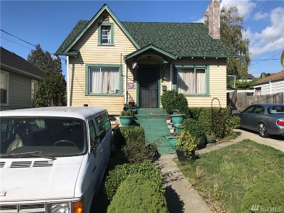 Seattle Single Family Home For Sale: 4214 S Spencer St