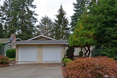 Federal Way Single Family Home For Sale: 32405 29th Ave SW
