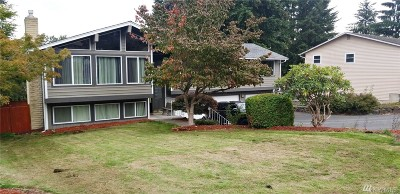 Everett Single Family Home For Sale: 8801 Vistarama Ave