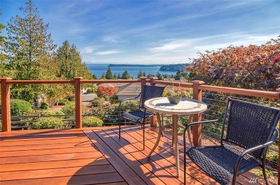 Port Ludlow Single Family Home For Sale: 90 Explorer Lane