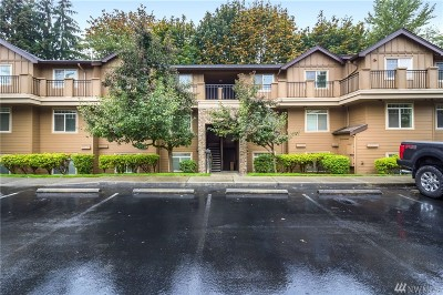 Bothell Condo/Townhouse For Sale: 18930 Bothell - Everett Hwy #C304