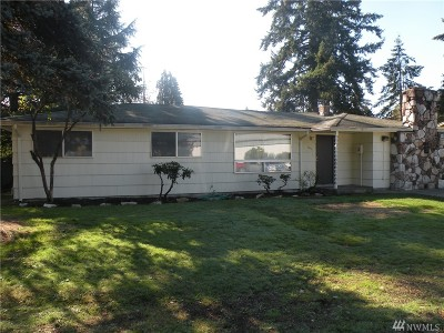 Tacoma Single Family Home For Sale: 1012 123rd St S