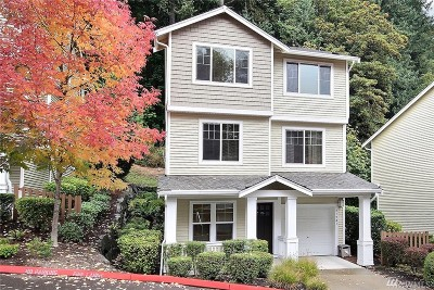 SeaTac Condo/Townhouse For Sale: 21281 40th Place S #51