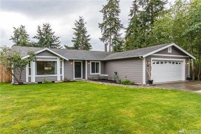 Coupeville Single Family Home Pending Inspection: 451 Sycamore Rd
