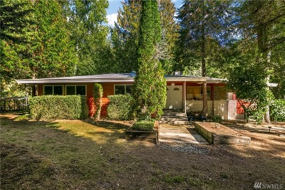 Sammamish Single Family Home For Sale: 20310 SE 24th St