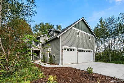 Snohomish Single Family Home For Sale: 8823 160th St SE