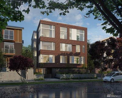 Seattle Multi Family Home For Sale: 741 Harvard Ave E