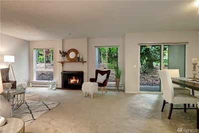 Condo/Townhouse Sold: 1622 103rd Place NE #L1