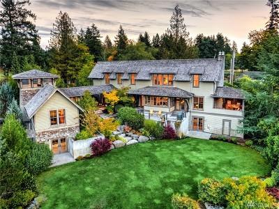 Olympia Single Family Home For Sale: 4139 Boston Harbor Rd NE