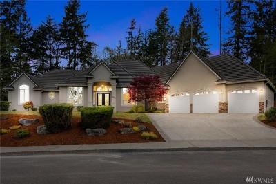 Gig Harbor Single Family Home For Sale: 12614 101st Av Ct NW