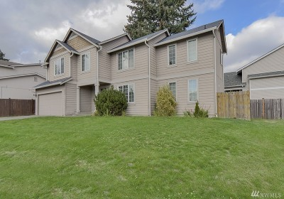 Spanaway Single Family Home For Sale: 1225 181st St Ct E
