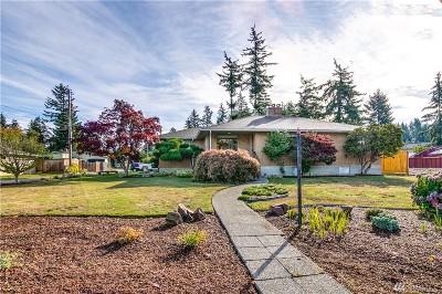 Tacoma Single Family Home For Sale: 715 S Huson St