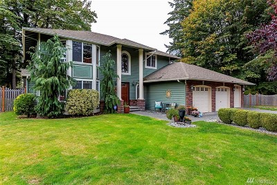 Snohomish Single Family Home For Sale: 18030 83rd Ave SE
