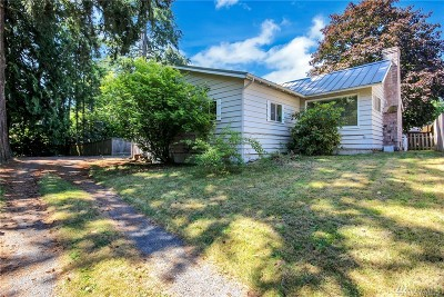 Kirkland Single Family Home For Sale: 12421 NE 140th St