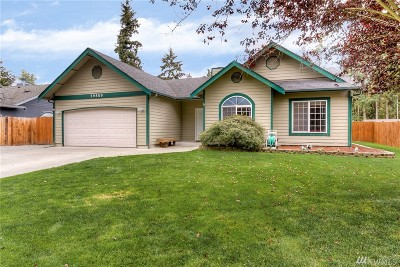 Roy Single Family Home For Sale: 39509 25th Av Ct