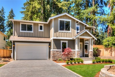 Rose Hill Single Family Home For Sale: 6505 124th Ave NE