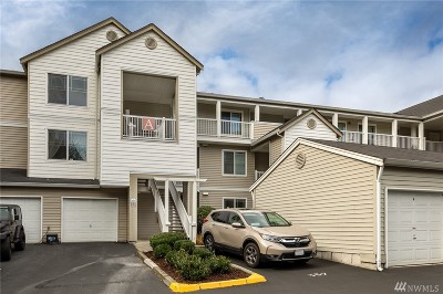 Bothell Condo/Townhouse For Sale: 2009 196th St SE #A102