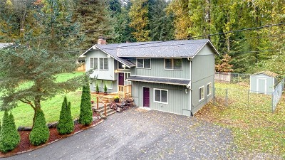 Lynnwood Single Family Home For Sale: 1706 Magnolia Rd