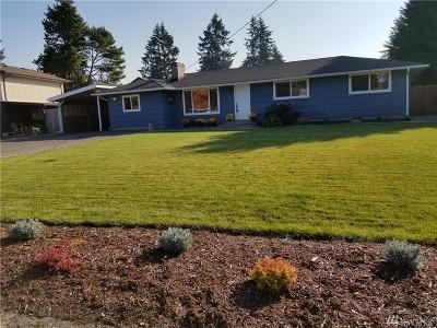 Tacoma Single Family Home For Sale: 1010 139th St E