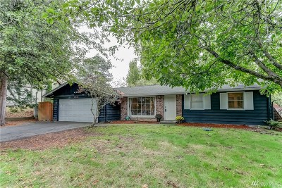 Bellingham Single Family Home Sold: 2513 Yew St