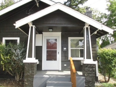 Tacoma Rental For Rent: 5011 S L St
