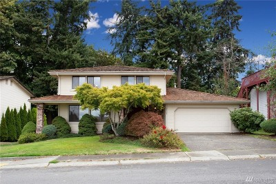 Federal Way Single Family Home For Sale: 29502 4th Ave S