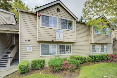 Federal Way Condo/Townhouse For Sale: 1843 S 286th Lane #T202