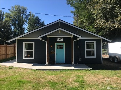 Olympia WA Single Family Home For Sale: $259,900