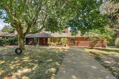 Shoreline Multi Family Home For Sale: 16554 18th Ave NE